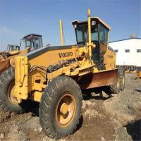 Buy cheap Cheap used volvo motor grader for sale /used volvo grader machine product