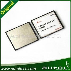 Buy cheap LAUNCH X431 EMPTY CF CARD product