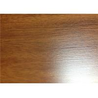 China Silk Surface Interlocking Laminate Hardwood Flooring Recycled High Gloss Walnut on sale
