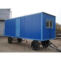 China Movable Portable Modular Homes , Affordable Prefab Steel Houses on sale