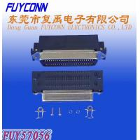 Buy cheap Amphonel 957 100 way PCB Right Angle Centronics Connector product