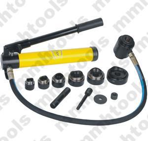 Buy cheap SYK-8Bの油圧穿孔器の運転者、油圧金属の穴あけ器用具 product