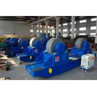 Buy cheap 400T Heavy Loading Bolt Pipe Rotators For Welding , Lubrication System product