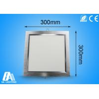 China Professional IP44 12w Square Flat Panel LED Lights Net Weight 720g on sale