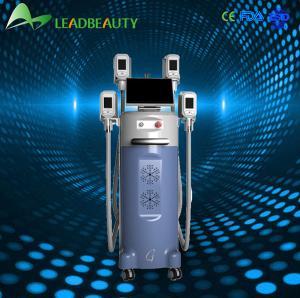 China cryolipolysis machine with 4 treatment handles hot sale on sale