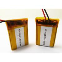 Buy cheap Mobile Phones Lithium Polymer Battery 3.7v 1200mah Lipo Battery With PCM 103040 product