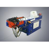 Buy cheap Semi Automatic Mandrel Exhaust Bender , Single Head Aluminium Pipe Bending Machine product