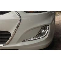 China COB DRL Car LED Daytime Running Lights , LED Day Time Lamp Automobile Spare Parts on sale