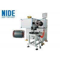 Buy cheap Horizontal structure automatic lacing machine for three phase motor stator end coil product