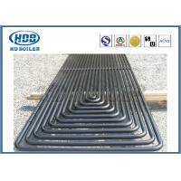 Buy cheap Hight Efficiency Alloy Steel Superheater In Thermal Power Plant , Reheater In Boiler product