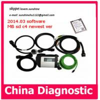 Buy cheap 2014 03 sd connect compact 4 star diagnosis SD Connect Compact 4 star diagnosis SD Connect Compact 4 with HDD product