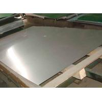 Buy cheap 304  321 316 Hairline polished decorative custom cut stainless steel sheet product