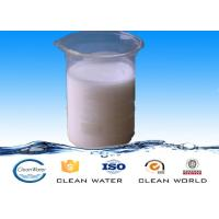 Buy cheap ISO / BV Silicone Based Antifoam , Weak Anionic Silicone Antifoaming Agent product