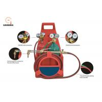 Buy cheap Professional Welding Tools And Equipment Tote Oxygen Acetylene Welding Cutting Torch Kit With Tank product