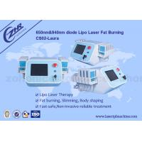 Buy cheap Professional laser liposuction weight loss machine lipolaser for body slimming product
