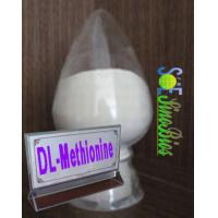 China 99% Pure Amino Acid Powder DL-Methionine for Animal Feed Nutrition SAA-METDL99 wholesale