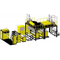 Buy cheap Different Size Air Bubble Film Machine Extrusion Customization LDPE Material Model product