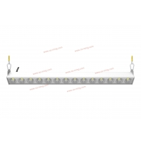 Buy cheap Adjustable 12000lm 150w/M Linear Led Ceiling Lights 40w product