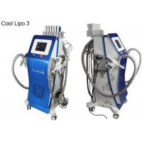 Buy cheap 36Khz - 40Khz Cavitation Laser Lipo Equipment / Cellulite Reduction Body Contouring Machine product