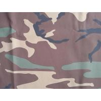 Buy cheap Durable Soldier Poly Cotton Digital Camouflage Uniform Fabric product