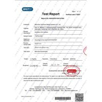 Shenzhen Hummax Display Systems Co., Ltd. Certifications