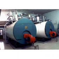 Buy cheap 30KW Vertical Oil fired steam boiler product