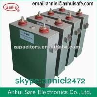 Buy cheap High Frequency energy storage oil power Pulse Capacitor 1000uf 3000VDC snubber inverter manufacturer product