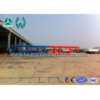 Buy cheap Two Axles 9 Or 10 Car Carrier Semi Trailer Toyota 11R22.5 Tyre Skeletal Type product