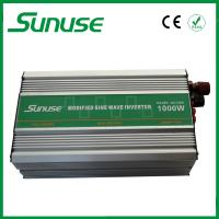 Buy cheap Modified Sine Wave Power Inverter 1000w Peak Power 2000w DC to AC 24v to 220v product
