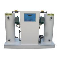 Buy cheap Hotels Water Disinfection System Chlorine Dioxide Generator Restaurants from wholesalers