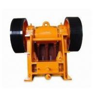 Buy cheap RL-changzhou,Stone Jaw Crusher for Gravel Production Line, Applied to Crush High/Mid Hardness, Soft Rock product