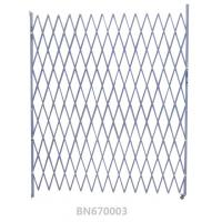 Doorway Control Steel Folding Security Gates For Windows Easily Installation