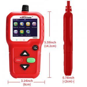 Buy cheap Portable Car Scanner Diagnostic Live Data Code Reader Check Engine O2 Sensor Test Built In Speaker product