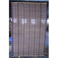 Buy cheap Indoor Bamboo Window Roller Blinds With Cotton Border / Woven Wood Blinds Curtains product