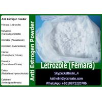 China Anti Estrogen Powder Letrozole / Femara For Bodybuilding CAS112809-51-5 on sale