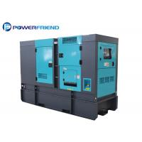 Buy cheap 100KVA Super Silent Three Phase Powered By Cummins Diesel Generators from wholesalers