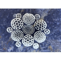 Buy cheap Virgin HDPE MBBR Filter Media For Moving Bed Biofilm Reactor product