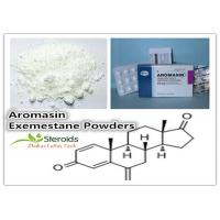 Buy cheap High purity Aromasin Anti Estrogen Steroids Powder Exemestane for Tablet / Capsule Medicine product