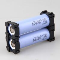 Buy cheap customised battery pack for UPS 3.7v 4400mAh 1s2p with holders product