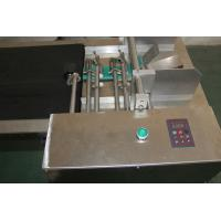 Buy cheap Stainless Steel Pagination Paper Numbering Machine Conveyor Feeder product