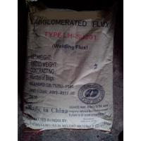 Buy cheap Submerged ARC Welding Flux  AWS A5.17 F7A2-EM1K, Agglomerated flux,Neutral welding flux product