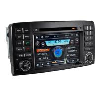 Buy cheap Multimedia Mercedes Benz Sat Nav Dvd With Wince 6.0 Gps System product