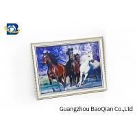 Buy cheap Bedroom Decoration 3D Lenticular Photography / Image Pictures PET / PP Material from wholesalers
