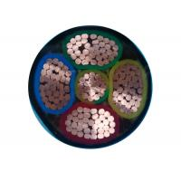 Low Voltage Power Cable Distribution cables 0.6/1 kV PVC Insulation PVC Sheathed 5 Core Unarmoured and armoured for sale