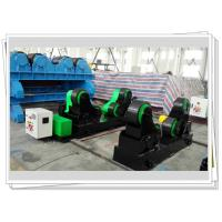 Buy cheap Self Aligned Welding Turning Rolls PU Roller For 60t Weldment product