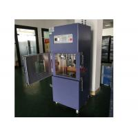 Buy cheap IEC 60086 Battery Testing Machine , Crushing Safety Needling Extrusion Test Equipment product
