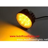 Buy cheap 27W IP67 waterproof amber/yellow color LED work light,warm white work lighting product