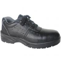Buy cheap Safety Leather Material ESD Cleanroom Shoes With Steel Toe Electrical Hazard product