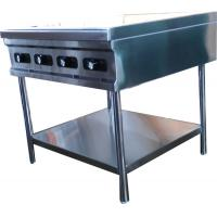 Buy cheap Commercial Catering Equipment 4 Ring Electric Hob Environmental Friendly Material product
