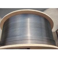 Buy cheap Seamless Alloy Steel Hydraulic Control Line Downhole Tube Application 1/4'' 3/8'' Size product